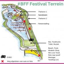 Plattegrond terrein BFF tekening