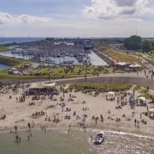 Beach Food Festival Texel